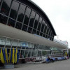 Из-за сложных погодных условий самолеты, следующие в аэропорт Киев, приземляются в Борисполе