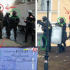 В интернете появилась информация про «черный беркут» (ФОТО, ВИДЕО)