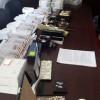 Изъятые у Ставицкого деньги, золото и бриллианты (ФОТО + ВИДЕО)