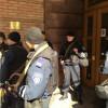 В Штабе Национальной гвардии проходит обыск (ФОТО)