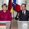 Германия, Франция и США осудили действия России и не признают Крым в составе РФ