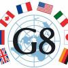 Меркель не видит смысла в сотрудничестве с Россией в рамках G8, и анонсировала новые санкции