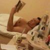 Появилось фото Януковича в больнице в Ростове-на-Дону (ФОТО)