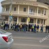 Царева заблокировали в Одесской гостинице