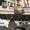 Донецкие сепаратисты в назначенное Яремой время не сложили оружие и не освободили облсовет