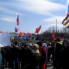 В Харькове закрыты центральные станции метро из-за пророссийского митинга
