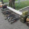 Пограничники отбили атаку террористов и задержали машины с оружием (ФОТО)