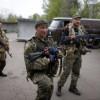 В Луганской области террористы штурмуют погранотряд «Дьяково»
