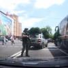 В Донецке боевики напали на автобус ФК «Шахтер» (ВИДЕО)