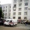 Взрыв в Луганской ОГА вызвала ракета, выпущенная в самолет