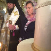 Виктория Нулланд посетила Одессу и зашла в храм Киевского патриархата (ФОТО)