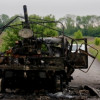 Ночью украинские военные попали в засаду в Донецкой области. Есть погибшие и много раненых
