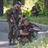 В Донецке в районе аэропорта идут бои