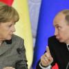 Только что Меркель выступила за скорейшее принятие экономических санкций против РФ