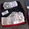 СБУ перехватила два чемодана с деньгами, которые везли из Крыма террористам на Донбасс (ФОТО)