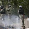 Украинские войска наступают одновременно на нескольких направлениях