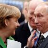 Что Путин пообещал Меркель в обмен на сдачу Украины ?