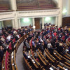 В парламенте зарегистрировано постановление о назначении внеочередных выборов в Раду на 28 сентября