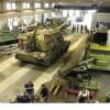Из Хмельницкой области в зону АТО выехали ракетные установки «Ураган» и «Смерч» (ФОТО)
