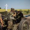 Под Иловайском продолжаются ожесточенные бои. Часть раненых эвакуировали