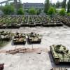 На киевском бронетанковом заводе украли танк