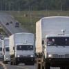 «Гуманитарный конвой» Путина направился из Воронежа в Луганск — СМИ