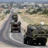 Россия стягивает «Буки» и вооружение к границе с Украиной (КАРТА+ФОТО)