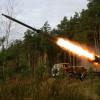 Украинских военных обстреляли из установок «Ураган» с территории России