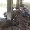 Боевик погиб при попытке подрыва моста на Луганщине (ФОТО +18)
