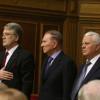 Кравчук, Кучма и Ющенко попросили Запад помочь в защите от России