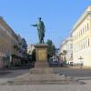 Порошенко поблагодарил одесситов за то, что они не пустили войну в свой город