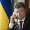 Порошенко и Меркель договорились о координации усилий для реализации мирного плана