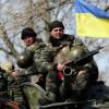 Украинские военные отбили атаку террористов в районе Карловки