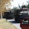 В Краматорске перевернулась украинская бронемашина. Есть жертвы (ФОТО)