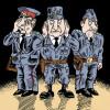 После реформы в МВД, милицейский штат сократят на 20%