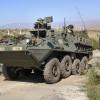 Украина отводит артиллерию и бронемашины от зоны боевых действий на Донбассе