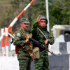 Украинские пограничники отбили атаку террористов под Мариуполем