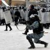 Суд оставил под стражей «беркутовца», которого подозревают в расстреле майдановцев