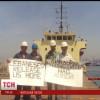 Из морского плена в Украину вернулись моряки с судна Розус (ВИДЕО)