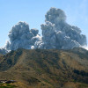 В Японии проснулся вулкан Онтаке (ФОТО+ВИДЕО)