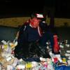 Пилипишин «принял» участие в «Trash Bucket Challenge» (ФОТО)