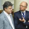 Яценюк пойдет на выборы отдельно от Блока Петра Порошенко