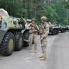 Международные военные учения на Львовщине перешли в активную фазу