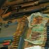 В Славянске террористы похитили арсенал оружия МВД
