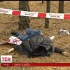Под Киевом в лесу нашли труп студента, который загадочно лежал на политическом плакате