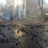 Киевляне одобрили переименование улицы Институтской в Героев Небесной сотни