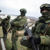 В районе Дебальцево российско-террористические войска формируют бронегруппы