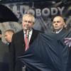 70% чехов не согласны с высказываниями Милоша Земана об Украине