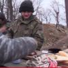 Бойцы АТО поделились подробностями быта на передовой (ВИДЕО)