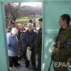 СНБО: На постановочных «выборах» боевиков голосовали российские военные